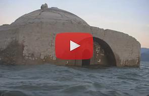 Meksyk: z jeziora wyłonił się XVI-wieczny kościół [WIDEO]