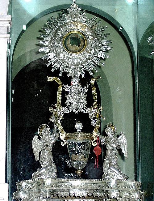 Cud eucharystyczny w Lanciano - zdjęcie w treści artykułu