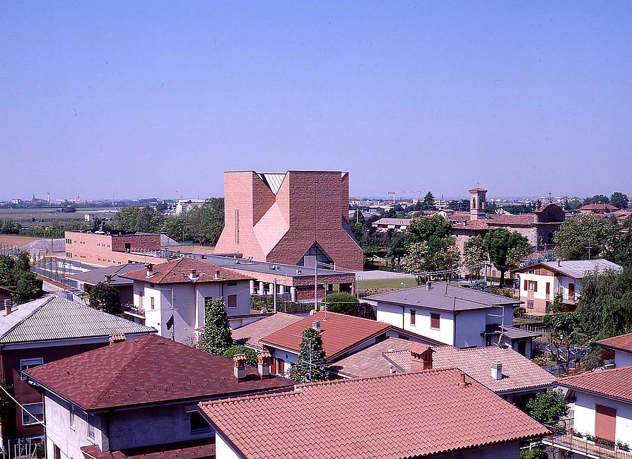 Kościół, który ożywił wspólnotę - zdjęcie w treści artykułu