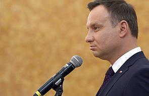 Prezydent Duda przybył na Węgry
