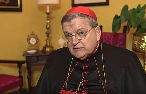 Kard. Burke: Kościół potrzebuje głębokiej reformy