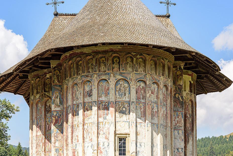 Odkryj Kaplicę Sykstyńską Wschodu [GALERIA] - zdjęcie w treści artykułu nr 1