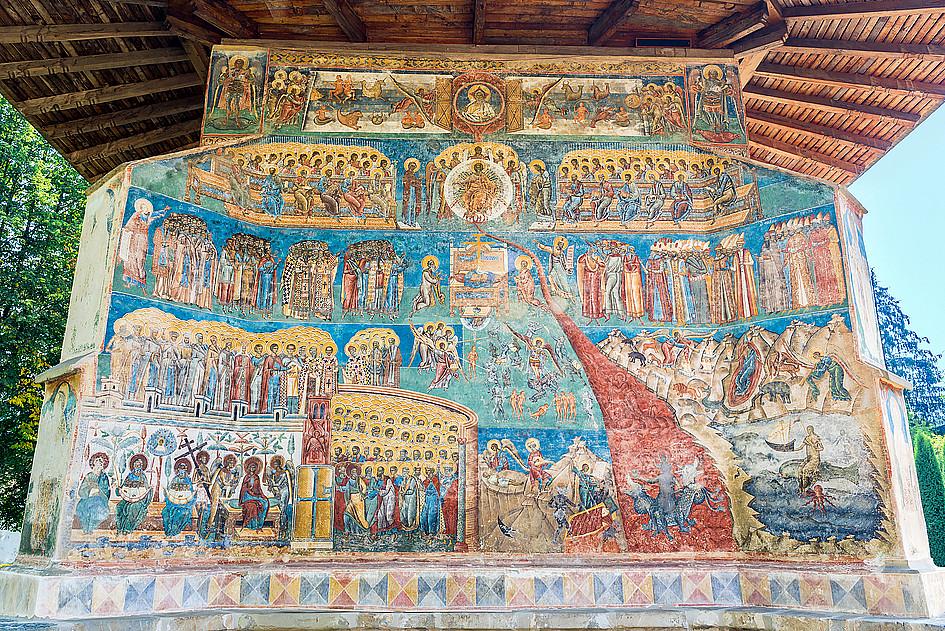 Odkryj Kaplicę Sykstyńską Wschodu [GALERIA] - zdjęcie w treści artykułu