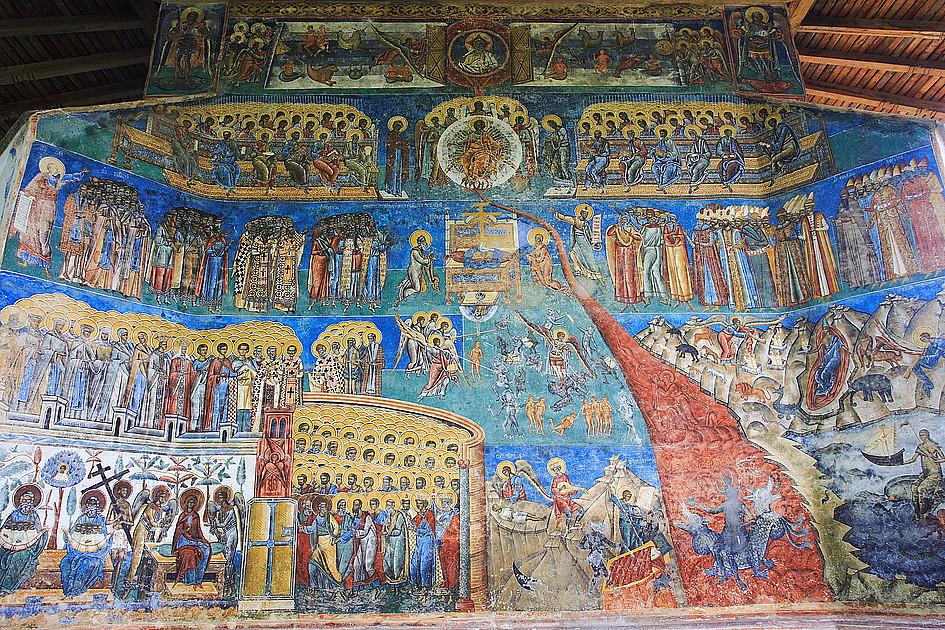 Odkryj Kaplicę Sykstyńską Wschodu [GALERIA] - zdjęcie w treści artykułu nr 3