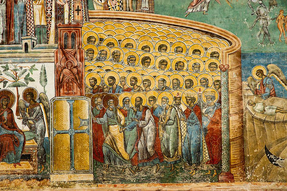 Odkryj Kaplicę Sykstyńską Wschodu [GALERIA] - zdjęcie w treści artykułu nr 4