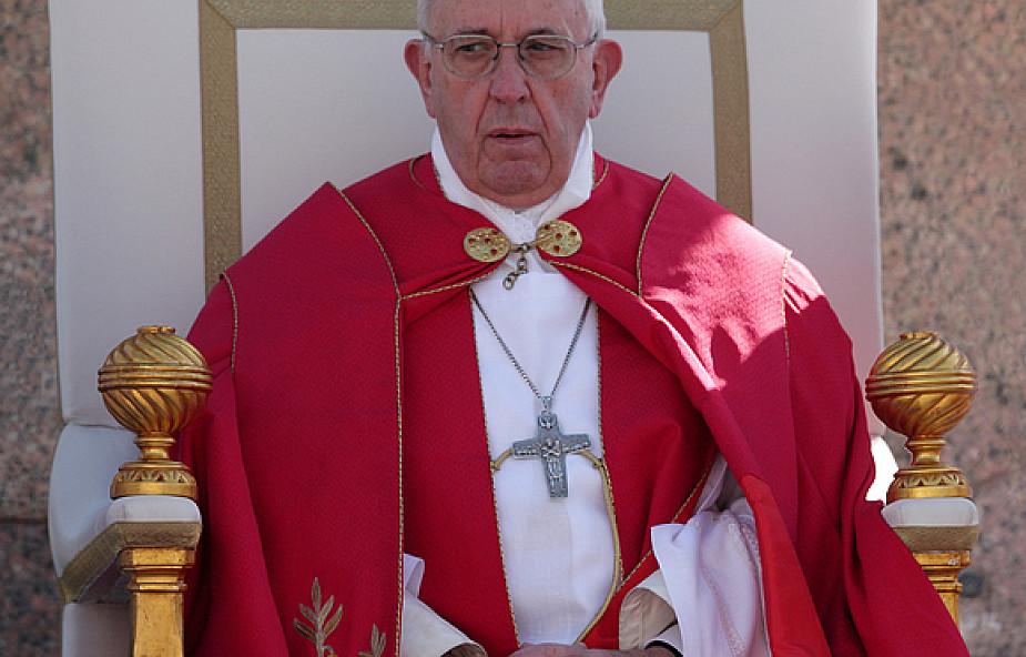 Franciszek odniósł się do doniesień o nowym grobie