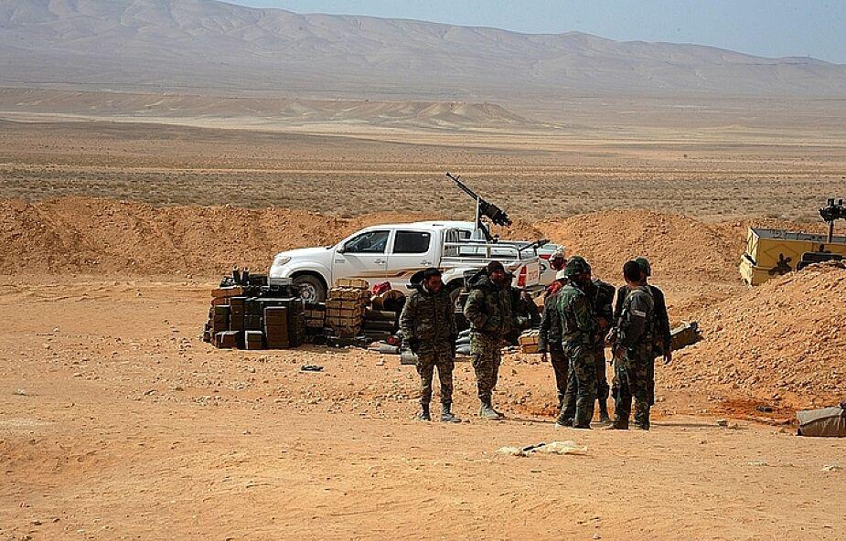Rosja: jednostronne działania w Syrii