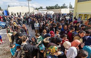 UE: Grecja prosi o pomoc logistyczną