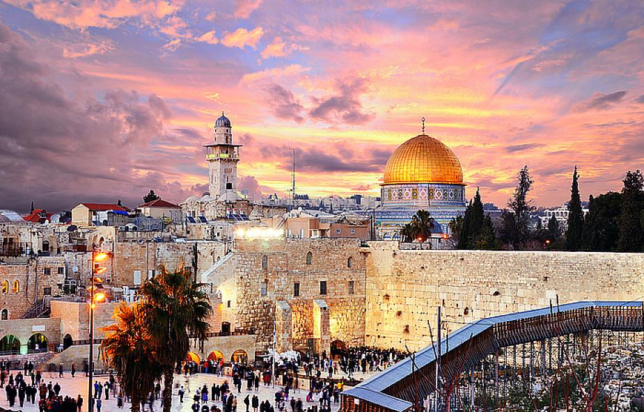 Jerozolima: mniej pielgrzymów w Niedzielę Palmową
