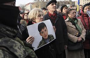Ekspert: nie liczyłbym na wymianę Sawczenko