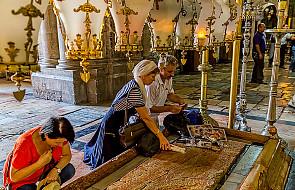Ziema Święta: pielgrzymi są bezpieczni