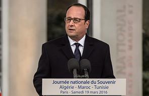 Hollande: ataki w Brukseli uderzyły w całą Europę