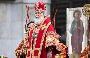 """Cyryl: prawa człowieka największą """"herezją"""" naszych czasów"""