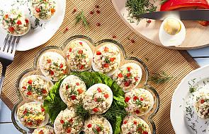 Jaja faszerowane na 5 sposobów