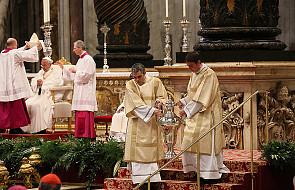 Franciszek do kapłanów: otwórzmy się na Boże miłosierdzie i nieśmy je światu
