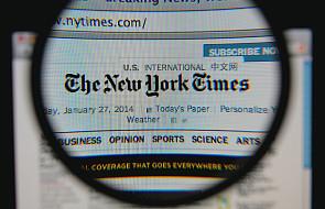 """""""NYT"""" o działaniach, jakie UE musi podjąć po atakach"""