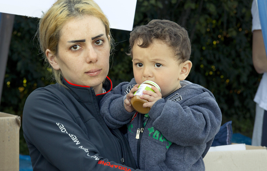 Trwa procedura azylowa uchodźców z Mariupola