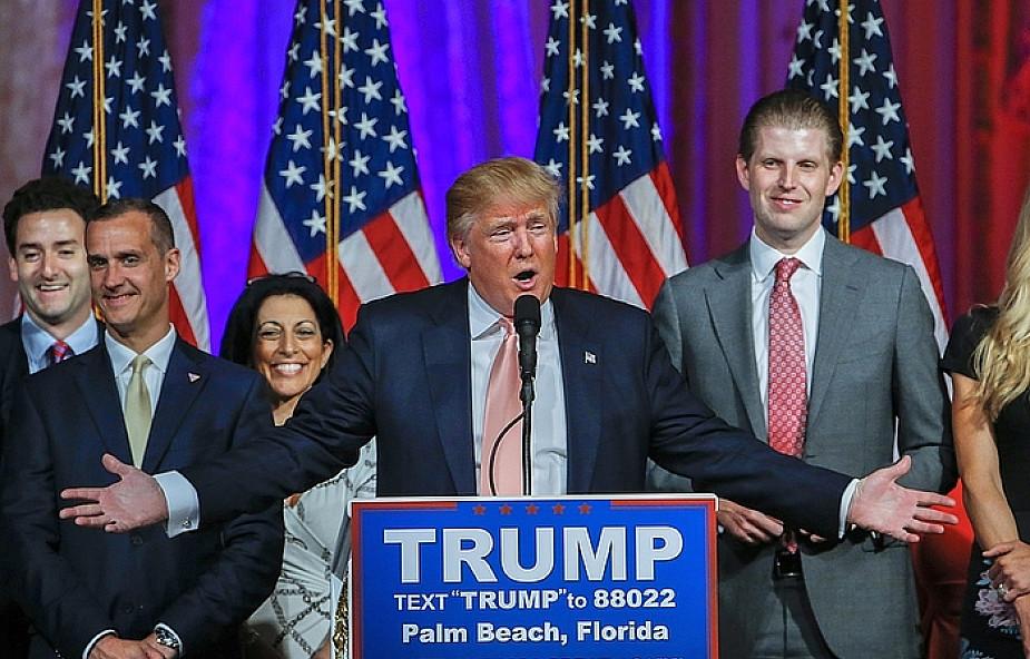 USA: manager kampanii Trumpa aresztowany