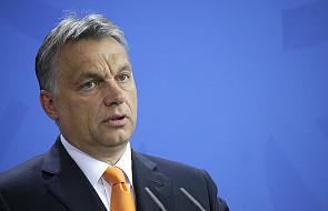 Orban: już liczba jeden byłaby dla nas za duża