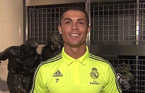 Zobacz, co piłkarze Real Madryt zrobili dla chłopca z Polski [WIEDO]