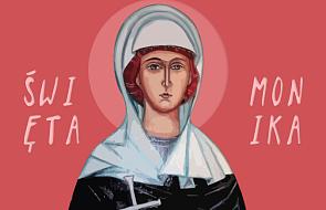Św. Monika - patronka kobiet wszystkich stanów