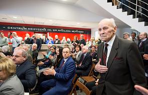 93-latek przekazał 3,5 mln zł na szpital Bonifratrów