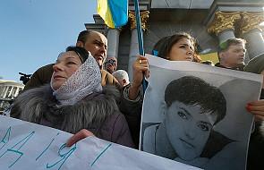Konsul Ukrainy: pogorszył się stan głodującej Sawczenko