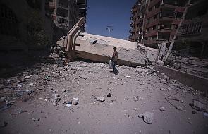 Siły syryjskie atakują okolice Damaszku, łamią rozejm