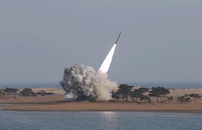 Korea Płn. wystrzeliła pocisk krótkiego zasięgu