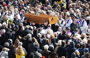 Odbył się pogrzeb ks. Kaczkowskiego