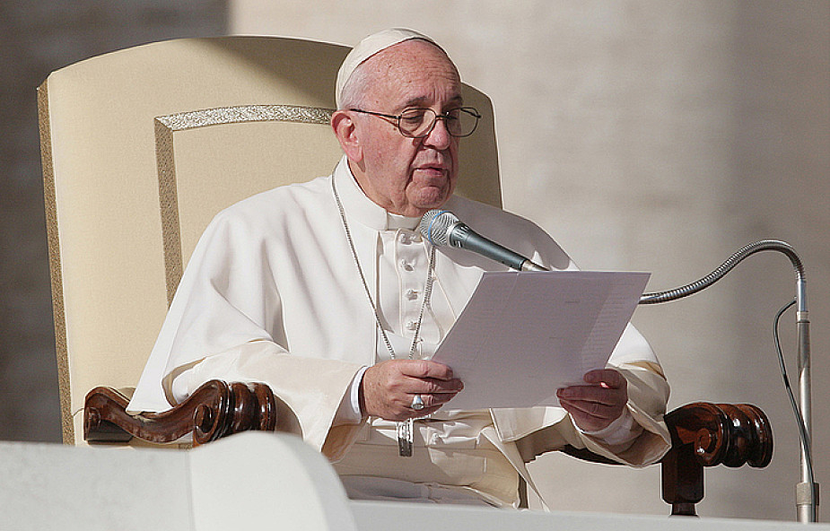 Papież na Twitterze o rozwiedzionych żyjących w nowych związkach