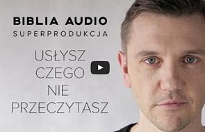 Biblia audio w wykonaniu polskich aktorów