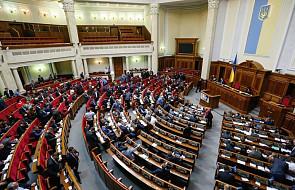 Ukraina: parlament powołał nowego premiera