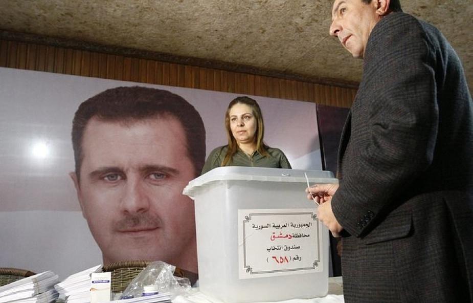 """Syria: """"Odejście Asada? To sięnie wydarzy nigdy"""""""