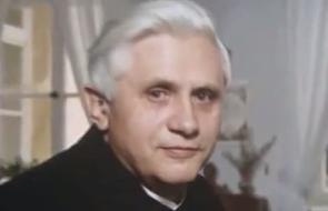 Znaliście Benedykta XVI od tej strony? [WIDEO]