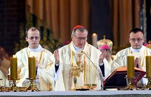 Kard. Parolin: chrzest oznaczał dla narodu polskiego radykalny przełom