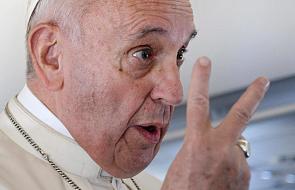 Papież komentuje spotkanie z Berniem Sandersem