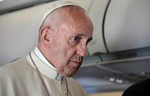 Papież: zamykanie granic niczego nie rozwiąże