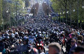 40 tysięcy motocykli na Jasnej Górze