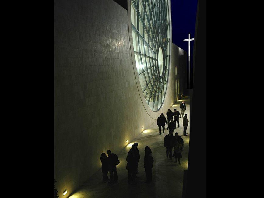Kościół, który skrywa tajemnicę - zdjęcie w treści artykułu nr 1