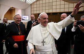 Franciszek: przed Caritas stoi ogromne zadanie