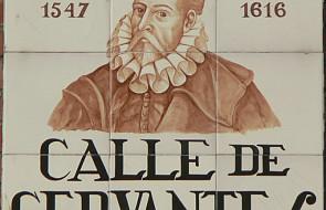 Hiszpania obchodzi 400-lecie śmierci Cervantesa