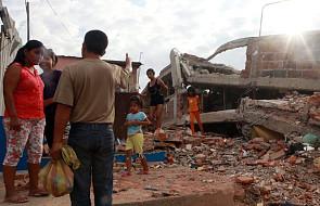 Ekwador: Ponad 600 ofiar trzęsienia ziemi