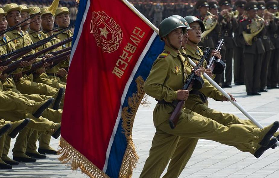 Korea Północna wystrzeliła pocisk balistyczny