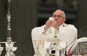 Czy kard. Bergoglio doświadczył cudu eucharystycznego?