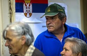 Serbia: trwają przedterminowe wybory parlamentarne