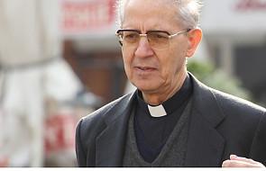 Generał jezuitów Adolfo Nicolás rezygnuje