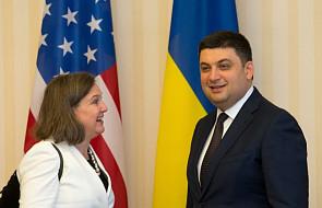 Nuland: sankcje wobec Rosji aż do zwrotu Krymu