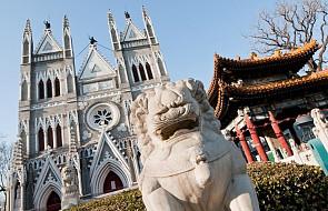 Chiny: Kościół katolicki ma ponad stu biskupów
