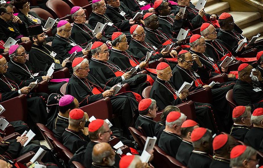 Włoskie media sugerują temat Synodu Biskupów